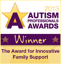 Autism Profession Awards 2013 - Winner